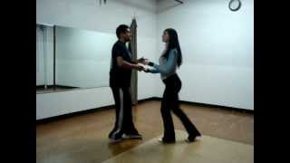 On 2 Basic Salsa Dance Step