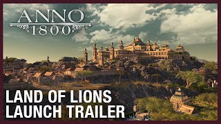 Land of Lions Launch Trailer preview image