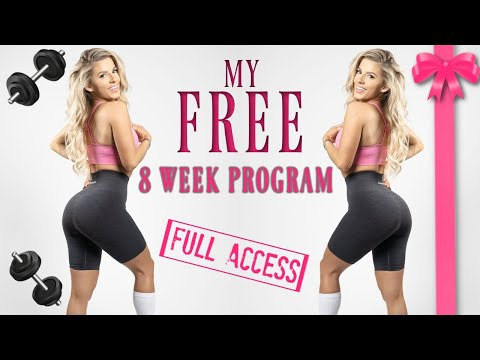 MY FULL 8 WEEK PROGRAM | Untamed