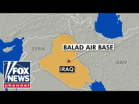 Rockets strike Iraqi base hosting Americans