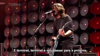 Foo Fighters - All my life - Live Earth Festival (Tradução/Legendado)