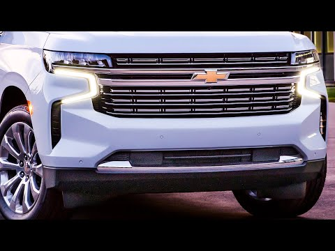 2021 Chevrolet Suburban First Look: The Legend Returns - Now With Independent Suspension!
