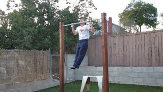 New PR with 51 full of motions pull ups after a long day of work!