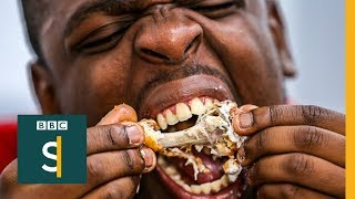 The Truth Behind My Fried Chicken - BBC Stories