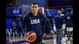 Is RJ Hampton About to Play in New Zealand?