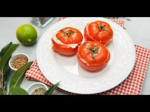 Фаршированные помидоры | Ужин? Не проблема!