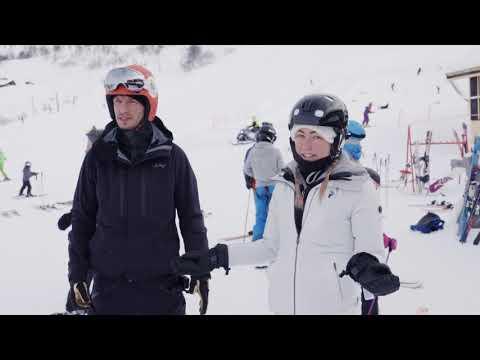 Den Moderne Askeladden på vintereventyr i Telemark
