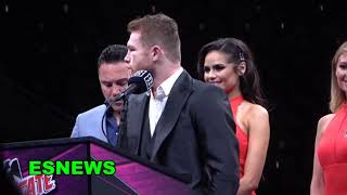 Canelo Alvarez The Face Of Boxing Who Should He Face Next? EsNews Boxing