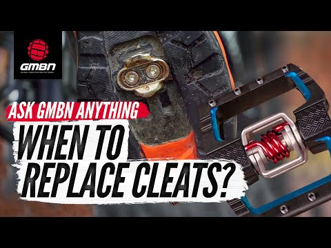 When Should I Replace My Clipless Cleats"