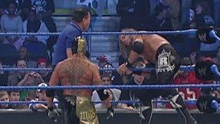 Rey Mysterio vs. Edge - Beat the Clock Challenge