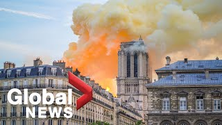Notre Dame Cathedral:  A brief history