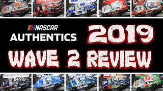 NASCAR Authentics 2019 Wave 2 Review (Thoughts & Opinions)