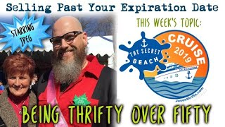 Learning Ebay On The High Seas - Recap Of Secret Beach Cruise Selling Past Your Exp Date #93