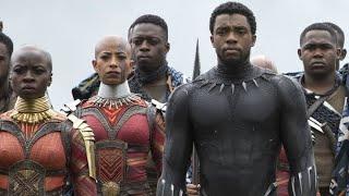 Avenger Infinity War| Wakanda Forever Scene