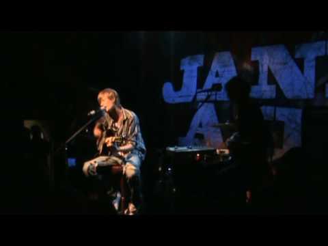 Jane Air - Первый (акустика) (Live in 16 Тонн) 14.03.10