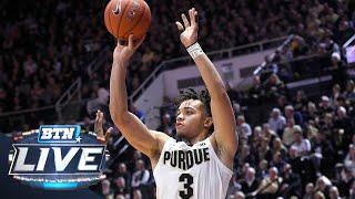 Carsen Edwards Talks Purdue Hot Streak.   Big Ten Basketball