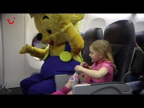 Bamse & Captain T, osa 5: Lentokentällä