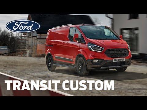 Tur virtual 360° Ford Transit Custom | Transit | Ford Romania