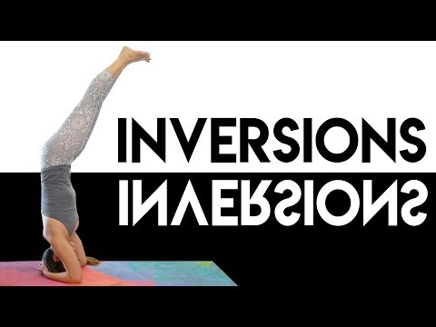 Go Upside Down for an Energy Boost   Beginners Guide to Headstand, Relaxing Yoga Class