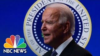 Biden Delivers Remarks On Fight Against The Covid-19 Pandemic | NBC News