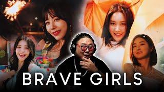 The Kulture Study: Brave Girls 'Chi Mat Ba Ram' MV REACTION & REVIEW