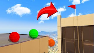 Only 1% Of Players Can FINISH This LEVEL! (Golf It Funny Moments)