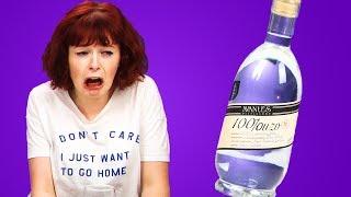 Irish People Taste Test Greek Alcohol