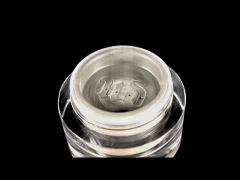 Urban Decay Loose Finishing Powder Sifter Jar by Fusion Packaging