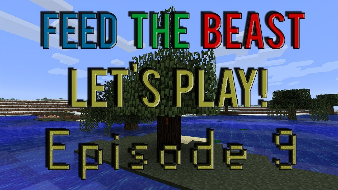 Minecraft Ftb Ep 9 The Quest For Rubber Youtube