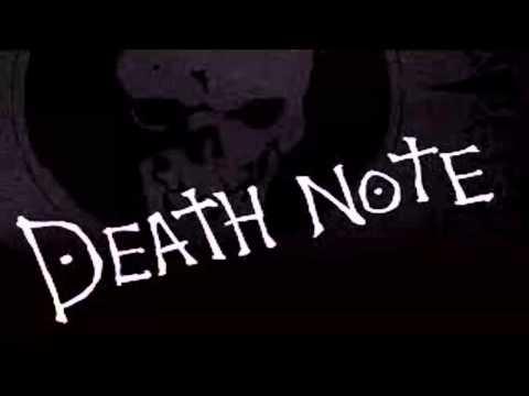 Baixar Musica da Intro de Death Note(Completa)!!
