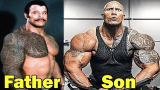 80s And 90s WWE Celebrities And Their Son