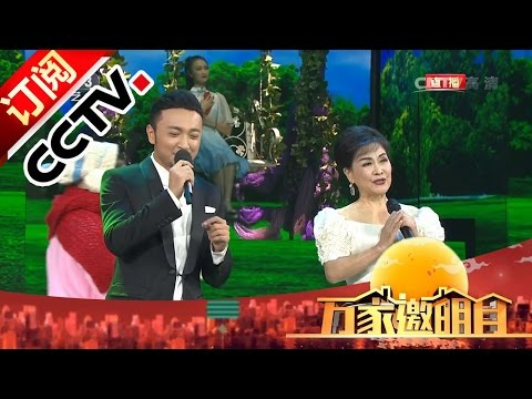 [2016万家邀明月]歌曲《乡恋》 演唱:李谷一 尼格买提 | CCTV
