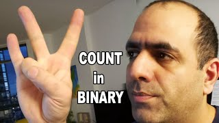 Count in Binary and Get More out of Your Fingers! #shorts