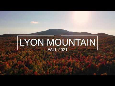Fall in Lyon Mountain  10-16-21