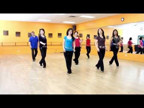 Hard To Say It - Line Dance (Dance & Teach in English & 中文)