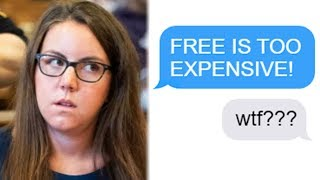 "r/Choosingbeggars - ""FREE IS TOO EXPENSIVE!"" ""WTF???"" Funny Reddit Posts"