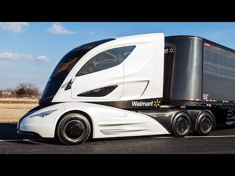 Top 8 Future Trucks & Buses YOU MUST SEE New Music Video