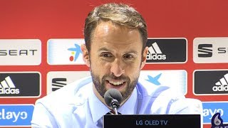 Spain 2-3 England - Gareth Southgate Full Post Match Press Conference - UEFA Nations League