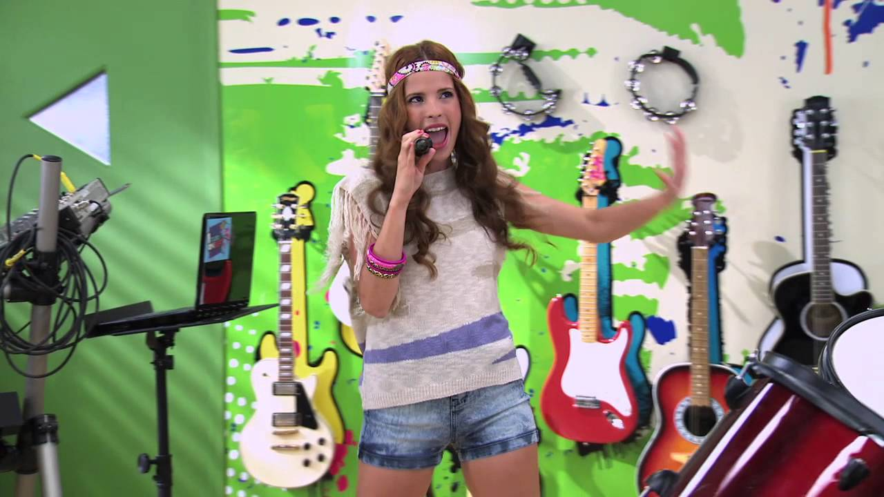 Violetta: Camila Canta ¨Ven Y Canta¨ (Temp 2 Ep 45) - Smashpipe Entertainment Video