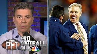 John Elway, Mike Tomlin under pressure heading into 2019 | Pro Football Talk | NBC Sports