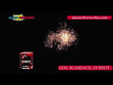 1234 Scarface - Alamo Fireworks