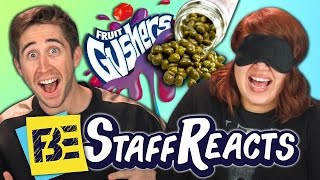 GUESS THAT FOOD CHALLENGE #2 (ft. FBE STAFF)