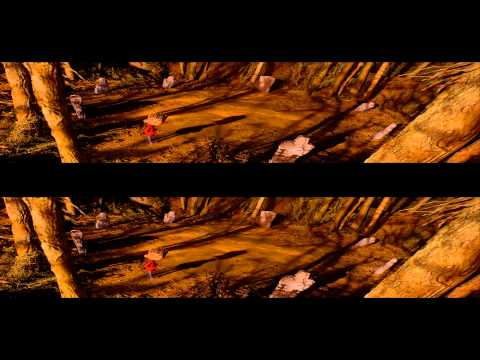 Paranorman 3D (Official Trailer in 3D) - RUSSIAN