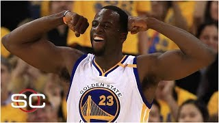 Draymond Green agrees to $100 million extension with Warriors | SportsCenter