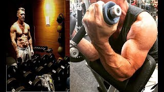 Josh Brolin Training for Cable | Deadpool 2 Workout Routine