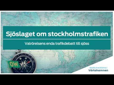 Karl Henriksson (KD) om Stockholms viktigaste kollektivtrafikfråga
