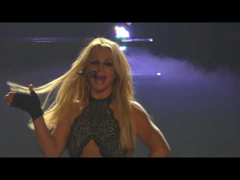 Britney Spears 27 October 2017 - Work Bitch, Womanizer, Break the Ice, Piece of me - Las Vegas