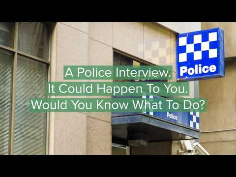 Doogue + George. Police Interviews Dos and Don'ts
