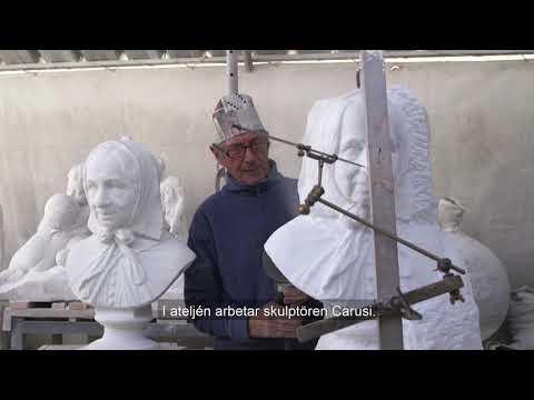 Fredrika Bremer - en ny 1800-talsskulptur
