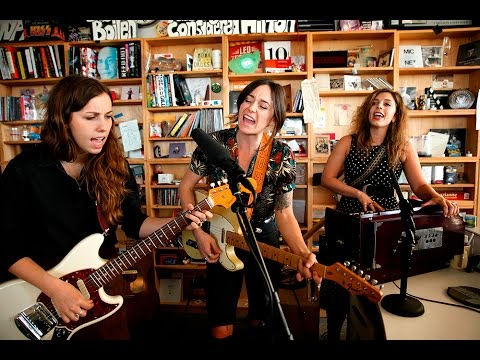 The Wild Reeds: NPR Music Tiny Desk Concert